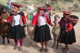Apparently, the is the Peruvian national greeting