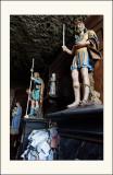 Chapelle dans la Falaise