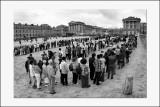 VersaillesLa queue