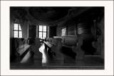 Salle LeopoldinaLes bancs