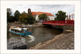 WrocławBateau Mouche