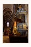 Cathédrale de WrocławIntérieur