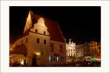 Poznań by night