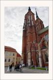 WrocławDerrière la cathédrale