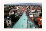 Depuis l 'église de Gniezno