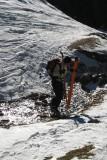1er janvier 2008 : traversée du ruisseau