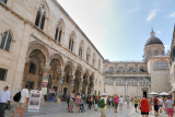 Dubrovnik. The Rectors Palace