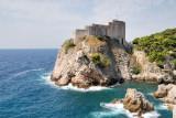 Dubrovnik. Lovrjenac Fort