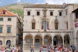 Dubrovnik. Sponza Palace