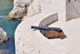 Dubrovnik. Bokar Fort