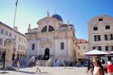 Dubrovnik. Church of St Blaise