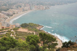 Spain. Mediterranean Sea