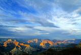 Grand Canyon sky from Yavapai Point, Grand Canyon National Park, AZ