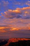 Summer monsoon, Grandview Point, Grand Canyon National Park, AZ