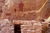 The alter and anasazi pictographs,  AZ