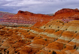 Chinle Formation at Paria Townsite, UT