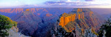 Woton's Throne, Cape Royal, North Rim, Grand Canyon, AZ