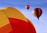 Colorful Balloons, Monument Valley, Navajo Tribal Park, AZ/UT