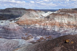Blue Mesa, Petrified Forest National Park, AZ