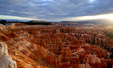 Inspiration Point, Bryce Canyon, UT