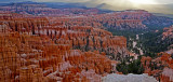 Inspiration Point Sunrise, Bryce Canyon National Park, UT