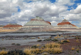 The Teepees, Petrified Forest National Park, AZ