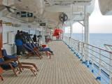Birders on cruise ship