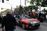 Tour of California Stage 4 Start in Livermore California