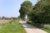 Lalleweer - weg