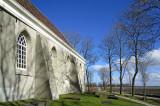 Saaxumhuizen - Kerk en Dikemaweg