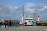 Port Tudy arrival