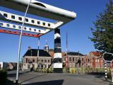Hoogkerk - brug over Hoendiep