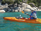 Tahoe kayaking and beyond