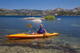 Tahoe kayaking and beyond