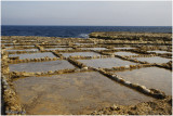 Marsalforn , salt pools ,Malta