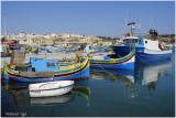 Marsaxlokk ,Malta