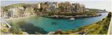 Xlendi bay ,Gozo