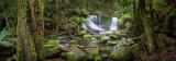Horseshoe falls panorama