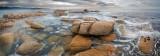 Tasmanian coastal scene
