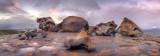 Remarkable Rocks sunsetpink