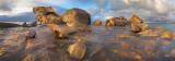 Remarkable Rocks sunrise