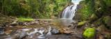 Waterfall pool pano