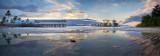Port douglas marina reflection