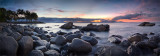 Port douglas rocks sunset