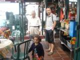 Señor Alfonso, Mayra's dad