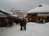 Christkindelmarket in Mariazell