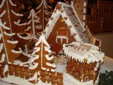 Lebkuchenhaus- Gingerbread house