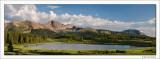Little Molas Lake, San Juan National Forest, Colorado, 2011