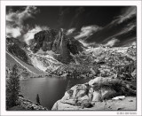 Temple Crag, Big Pine Basin, John Muir Wilderness, California, 2011