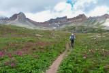 Hiking into Upper Ice Lake Basin.jpg